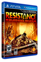 игра Resistance: Burning Skies PS Vita