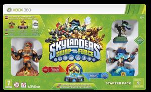 игра Skylanders SWAP Force Starter Pack XBOX 360
