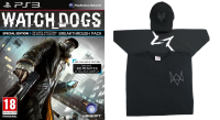 игра Watch Dogs Special Edition PS3 + Набор Watch Dogs