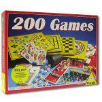 Набор настольных игр '200 в 1 + шахматы'
