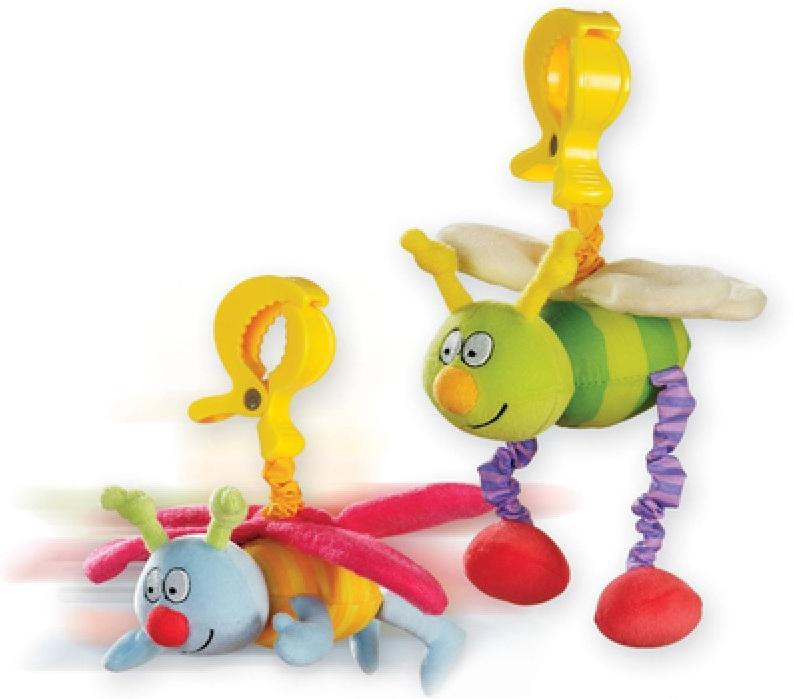Купить Игрушка-подвеска на прищепке Taf Toys 'Жужу' (10555)