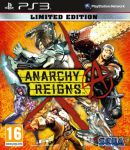 игра Anarchy Reigns: Limited Edition PS3