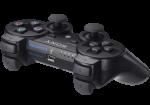 Dualshock Black для Sony Playstation 3