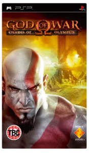 игра God of War Chains of Olympus PSP