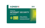 Программа Kaspersky Internet Security for Android 1 PDA 1year Renewal