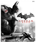 Игра Ключ для Batman Arkham City
