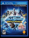 игра Playstation All-Stars Battle Royal PS VITA