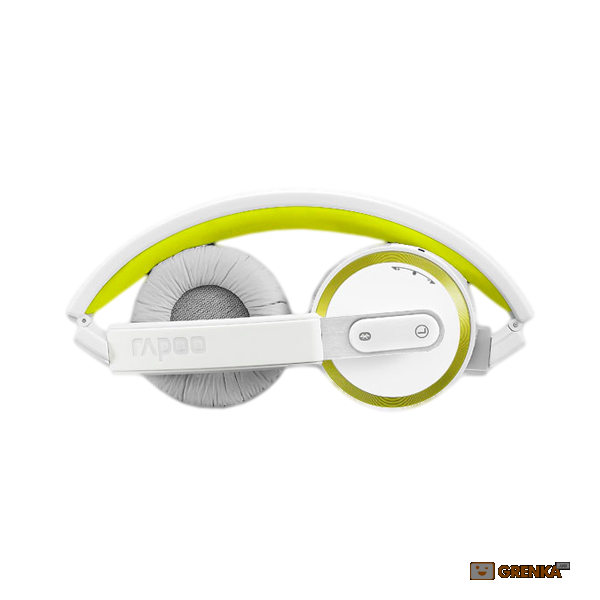 Купить Rapoo Bluetooth Foldable Headset H6080 Yellow