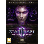 игра StarCraft II: Heart of the Swarm