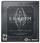 Игра Ключ для The Elder Scrolls 5: Skyrim. Legendary Edition