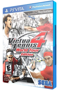 игра Virtua Tennis 4: World Tour PS Vita