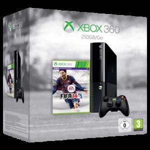Приставка XBOX 360 Slim 250Gb FIFA 14 Bundle