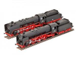 Набор локомотивов (1925г. Германия) Fast Train locomotives BR 01 & BR 02