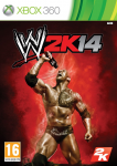 игра WWE 2K14 XBOX 360