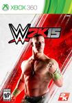 игра WWE 2K15 XBOX 360