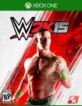 игра WWE 2K15 XBOX ONE