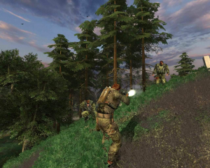скриншот S.T.A.L.K.E.R. #9