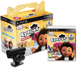игра EyePet + камера к PlayStation 3