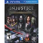 игра Injustice Gods Among Us PS VITA