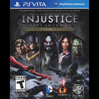 игра Injustice Gods Among Us PS VITA