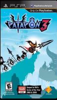 игра Patapon 3 PSP