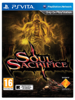 игра Soul Sacrifice PS Vita