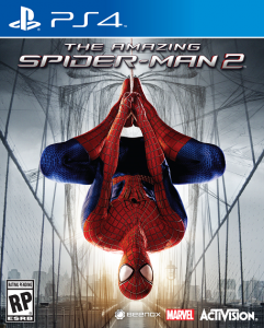 игра The Amazing Spider-Man 2 PS4