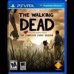 игра The Walking Dead PS VITA