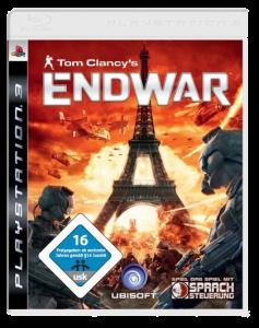 игра Tom Clancy's EndWar PS3