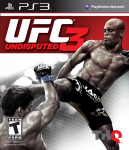 игра UFC Undisputed 3 PS3