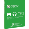 XBoxLive Gold Card 3 месяца