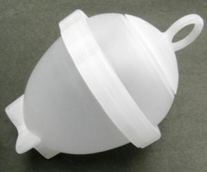 Подарок Набор контейнеров для варки яиц Лентяйка