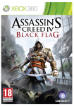 игра Assassin's Creed 4 Black Flag XBOX 360