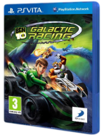 игра Ben 10: Galactic Racing PS Vita