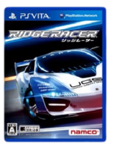 игра Ridge Racer PS Vita
