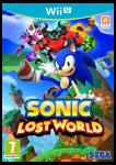 игра Sonic Lost World Wii U