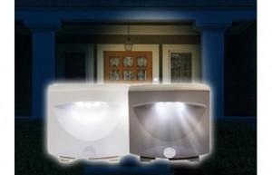 фото Светодиодная лампа Mighty Light c датчиком движения #2