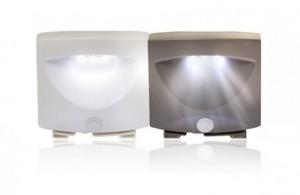 Подарок Светодиодная лампа Mighty Light c датчиком движения