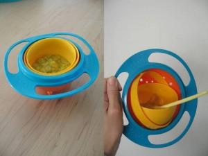 фото Детская чашка неваляшка Gyro Bowl #3