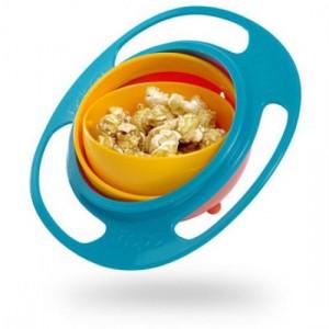 Подарок Детская чашка неваляшка Gyro Bowl