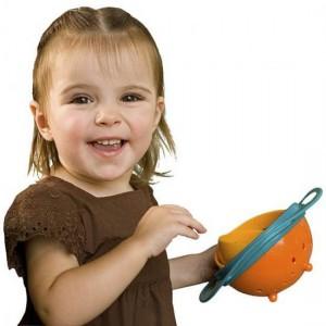 фото Детская чашка неваляшка Gyro Bowl #5