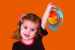 фото Детская чашка неваляшка Gyro Bowl #6