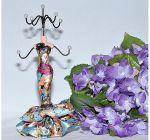 Подарок Подставка для украшений Цветочная