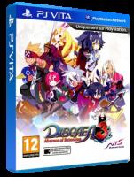 игра Disgaea 3 Absence of Detention PS Vita