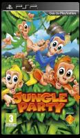 игра Jungle Party PSP