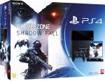 Приставка PlayStation 4 Killzone: Shadow Fall Bundle + 2й джойстик + камера