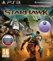 игра Starhawk. Звездный ястреб PS3