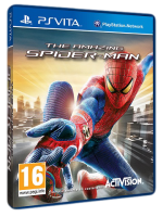 игра The Amazing Spider Man PS VITA