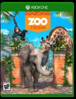 игра Zoo Tycoon XBOX ONE