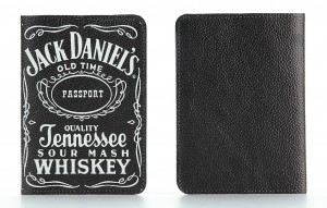 Подарок Кожаная обложка на паспорт